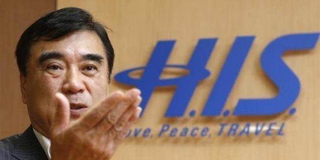 「カジノ誘致」を企むHIS会長の野望