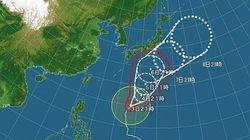 【台風情報】日本の南からは台風20号が北上中(安西浩子)