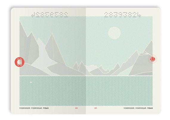 新紙幣に続き、ノルウェーのパスポート新デザインも個性的!