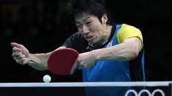 卓球男子団体が銀メダル 水谷隼「この悔しさをバネに東京で優勝したい」【リオオリンピック】