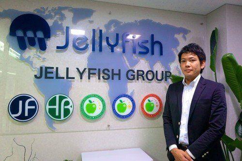 日本を「開国」するために、黒船の船長になる〜Jellyfish 新城優