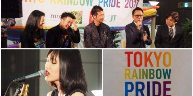 東京レインボープライド開幕、LGBTQ当事者たちが思い語る