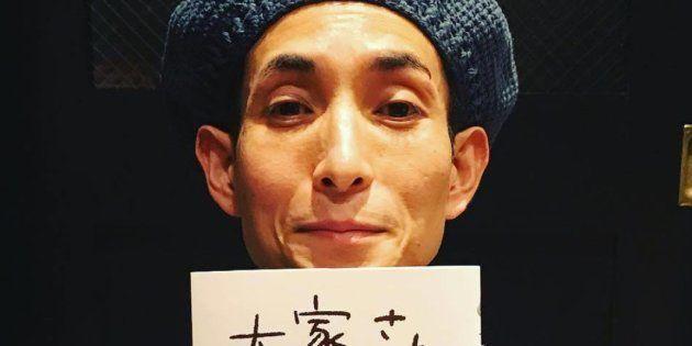 矢部太郎さんの公式instagramの投稿より
