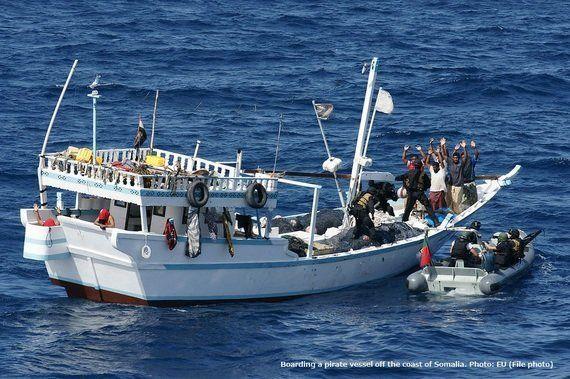 忘れ去られていたソマリアの海賊 -