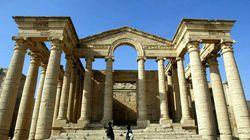 ハトラ遺跡、イラク民兵組織がISから奪還