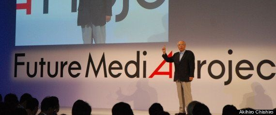 MITメディアラボと朝日新聞によるシンポ開催