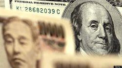 円、一時1ドル98円台に上昇