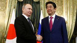 サハリン-北海道ガスパイプラインも協議 プーチン大統領と安倍首相が会談で