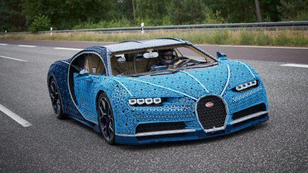 Bugatti/LEGO