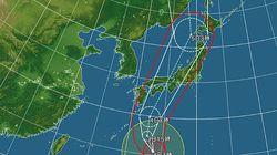【台風21号】西日本 接近前から激しい雨