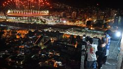 リオオリンピックの開会式、スラム街からはこう見える(画像集)