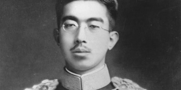 Hirohito, the 124th Emperor of Japan, is photographed in 1949. Hirohito was born in Tokyo in 1901 and...