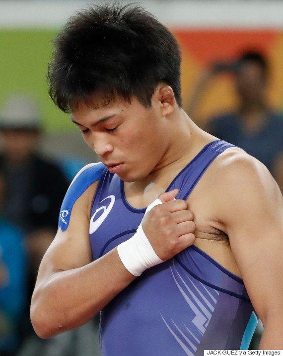 太田忍が銀メダル「帰って練習します」