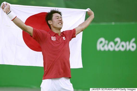 錦織圭が銅メダル「日本のために頑張るのは楽しかった」