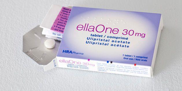 アフターピル「ella」の欧州販売版「ellaone」