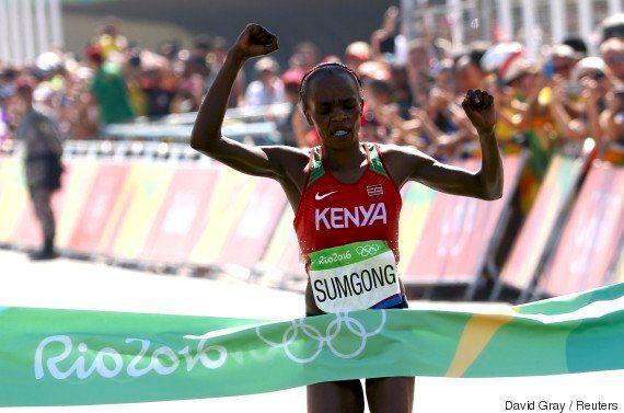 【リオオリンピック】福士加代子14位・田中智美は19位 女子マラソン(UPDATE)