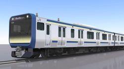 横須賀・総武快速線の新型車両、通勤グリーン車にWi-Fi・コンセント