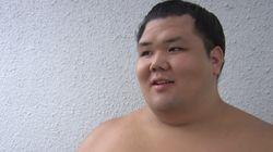 「絶対にびびらない」若きファイター阿武咲。右膝負傷から復活 幕内上位に帰ってきた