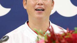 新井貴浩選手が現役引退を表明。広島ファンを「喜ばせられていない」