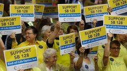 「死ぬ権利」根強い反対でカリフォルニア州では成立せず