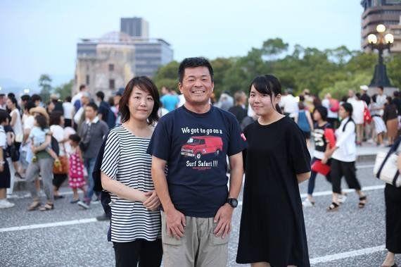 8月6日と原爆を体験していないわたし-71年目のはちろくを平和公園で過ごした21歳の大学生のおもうこと-