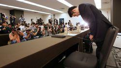 速見佑斗元コーチ、登録抹消は「妥当な処分」。宮川選手に謝罪「どんな小さな暴力もしない」