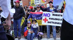 マドゥロ大統領に抗議するため、世界中のベネズエラ人が立ち上がった
