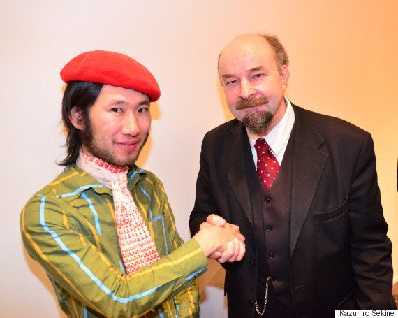 レーニン埋葬論に思う モスクワで「レーニン」捜した日本人芸術家が見たロシア人の複雑な感情