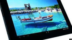 ドコモ Xperia Tablet