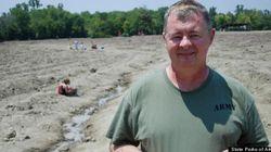 「ダイヤを採掘できる公園」で3カラットを発見