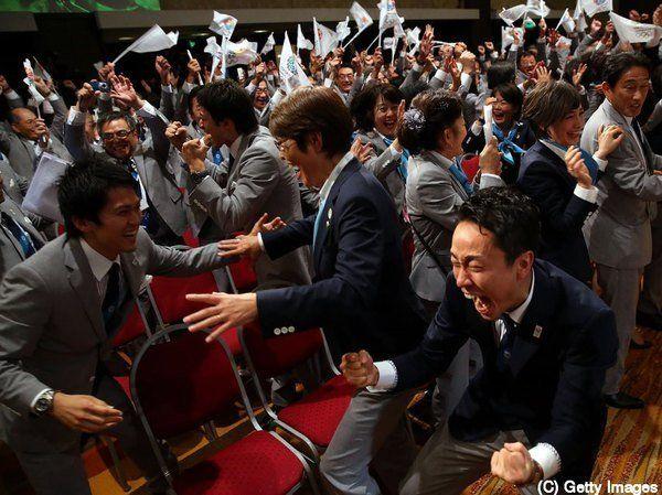 東京オリンピックから、日本オリンピックへ