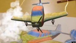 塗り絵がフル3Dで動き出す。タブレットアプリ「colAR」がすごい!