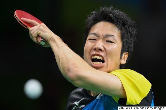 水谷隼、悲願の銅メダル 「夢が叶えられて本当にうれしい」