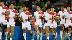 ラグビー7人制男子、日本が4位 南アフリカに敗れる【リオオリンピック】