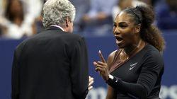 セリーナ・ウィリアムズは言った。「ズルをして勝つんだったら、負けた方がマシ」