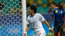サッカー日本、スウェーデンを下す 決勝トーナメント進出はならず【リオオリンピック】