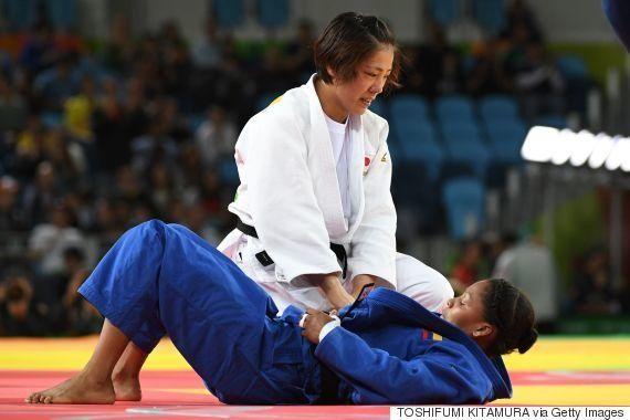 田知本遙が金メダル「絶対に抑え込んで離さないつもりだった」