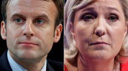 【フランス大統領選】マクロン氏とルペン氏が決選投票へ 主要政党ではない候補者の一騎打ちに