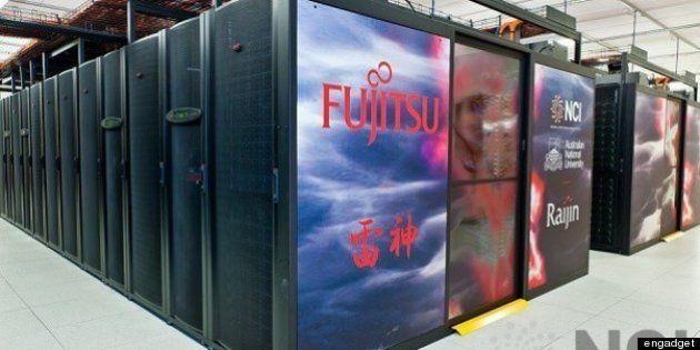 富士通、スパコンをオーストラリアに納入。ビッグデータで気象予測と洪水被害の軽減