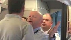 アメリカン航空機で乗務員がベビーカーを無理やり取り上げる? 味方しようとした男性乗客と口論に(動画)
