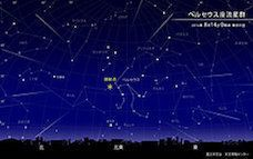 ペルセウス座流星群、12日〜13日未明に極大 今年は好条件の「当たり年」