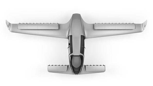 エアタクシー実用化目指す「Lilium」、2人乗り電動ジェットの初飛行試験に成功(動画)