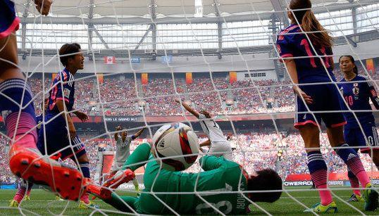 なでしこジャパン、連覇の夢をくじいたアメリカの秘策 セットプレーに仕掛けられたワナとは?