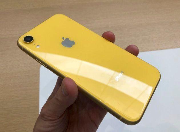 カラフル6色展開! iPhone