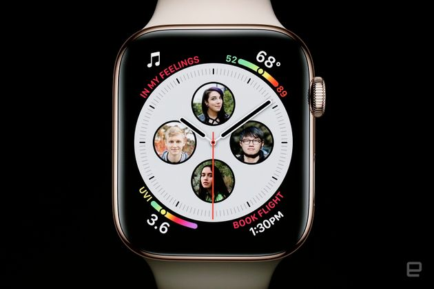 新Apple Watch(Series