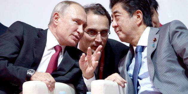 安倍外交は、北方領土の返還をむしろ後退させている