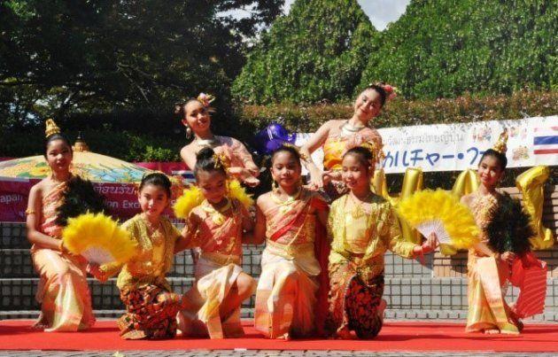 ブッサバー・ナータシン舞踊学校