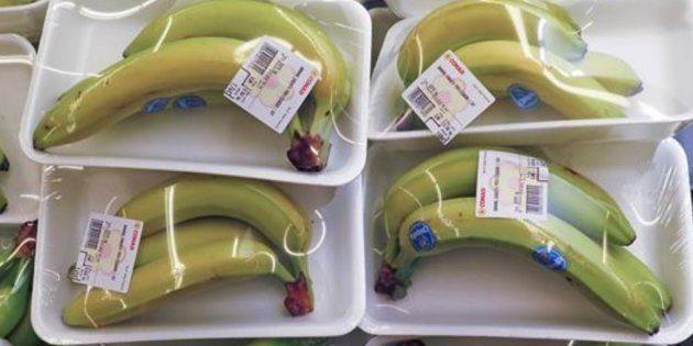そんなバナナ。セブン-イレブンの包装は是か非か