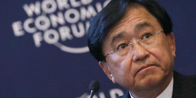 小林喜光社長「消費増税はやらざるを得ない」【争点:アベノミクス】