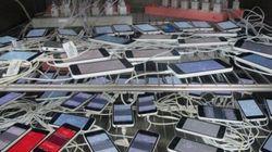 iPhone 5C (仮) テスト写真がリーク